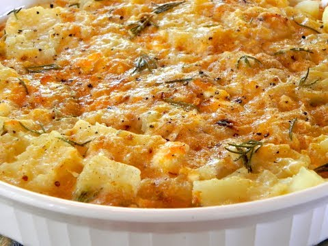 Potatoes Au Gratin | EASY TO LEARN | QUICK RECIPES
