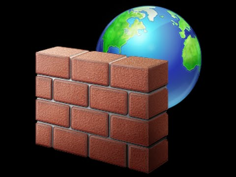 How to turn on your Windows firewall software