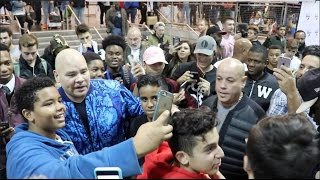 BOUGHT 10,000 DOLLARS WORTH OF SNEAKERS WITH FATJOE