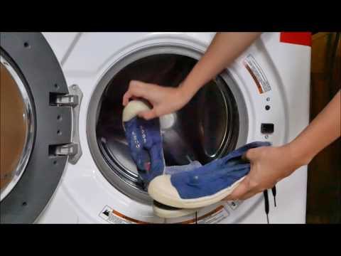 Wash Sneakers In The Washing Machine With Collonil Sneaker Wash