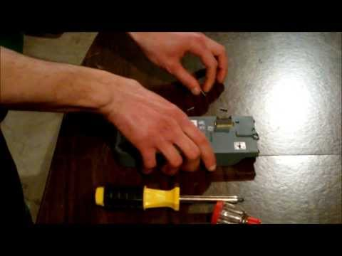How to Open A Xbox 360 Harddrive Case (High Definition)