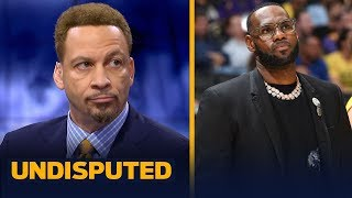 Lakers should start all over & revamp the front office - Chris Broussard | NBA | UNDISPUTED