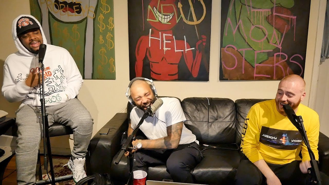 The Joe Budden Podcast Episode 220   Know Your Ledge