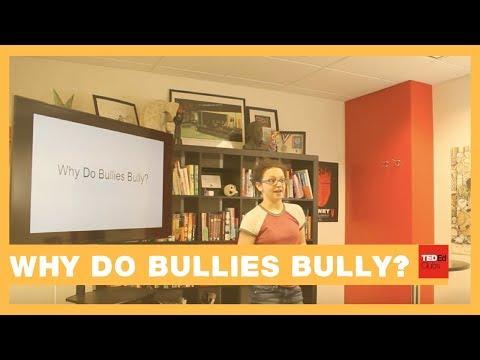 Why do bullies bully? | Olivia Hand