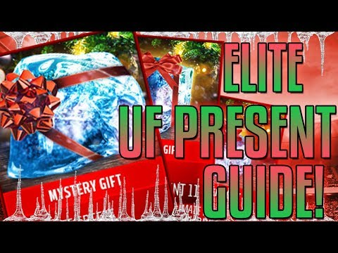 THE ULTIMATE ELITE PRESENT GUIDE!-WHICH ONES ARE RARE!?-Madden Mobile 18