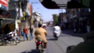 Misri Shah,  Lahore, Pakistan. (Recorded by Shahid)