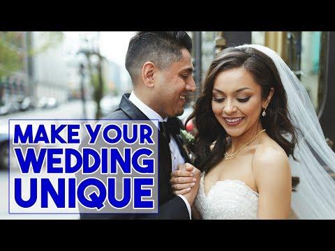 Wedding Series: HOW TO MAKE YOUR WEDDING UNIQUE! - TrinaDuhra
