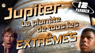 JUPITER : la planète de tous les extrêmes !!