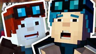 Minecraft Story Mode | I