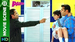 Partner: Salman khan and Rajpal Yadav Best Comedy Scene