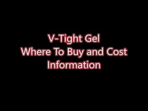 V-Tight Gel Cost and Where To Buy Information