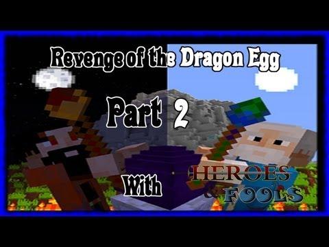 Minecraft Adventure: Revenge of the Dragon Egg - Part 2 - Jailbreak