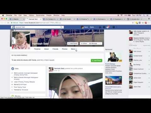 Cara Dapatkan Interest Targeting Untuk FB Ads
