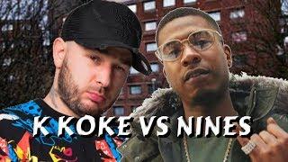 K Koke Vs Nines - The Full Story - USG Vs CRS #UKBeef