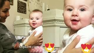 Brie Bella daughter adorable n cute girl baby Birdie 😍😘😍💖💝💟
