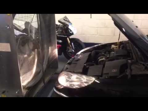 Peugeot 407 1.6 Hdi DPF removal