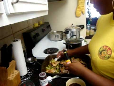 Jamaican Style BBQ Chicken- Tutorial
