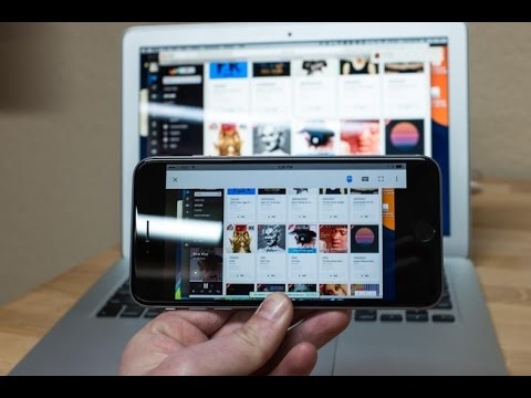 Chrome Remote Desktop Setup on iOS and Tour