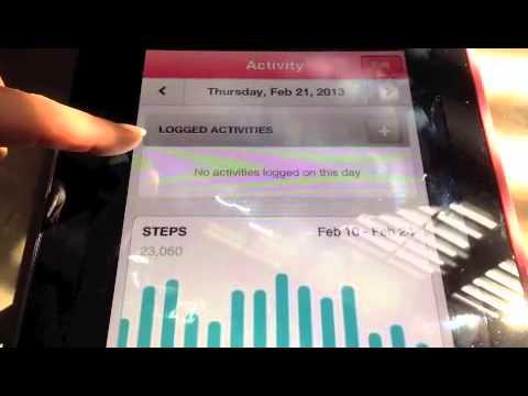 Fitbit & Aria Scale