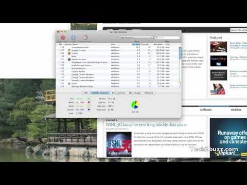 Understanding Mac OS X Memory Usage