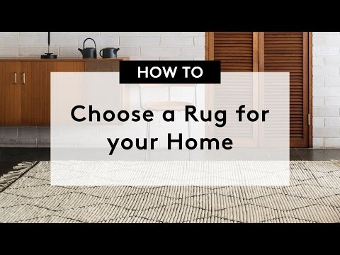 How to Choose a Rug for Your Home | Armadillo and Co