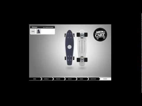 Penny Skateboards Online Store | Custom Penny Board Builder