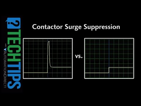 Tech Tip: How and Why to Use a Surge Protection with Your Contactor