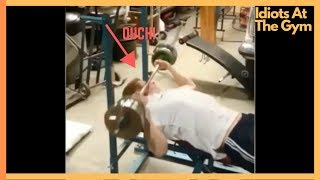 Idiots At The Gym - Best Compilation 2019