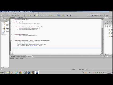 How to make Apps For Java Based or Asha Phones