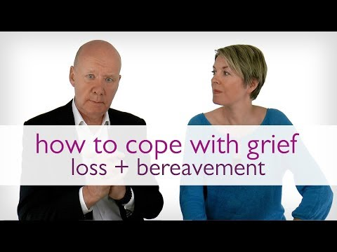 How to Cope with Grief, Loss + Bereavement | Wu Wei Wisdom