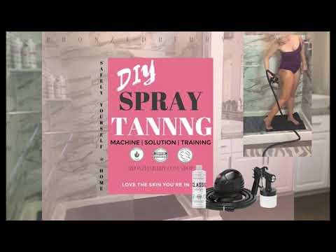 DIY At Home Spray Tan | Info