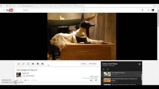 Top Ten Reasons The Sphinx Was Anubis ~ 100% Proof