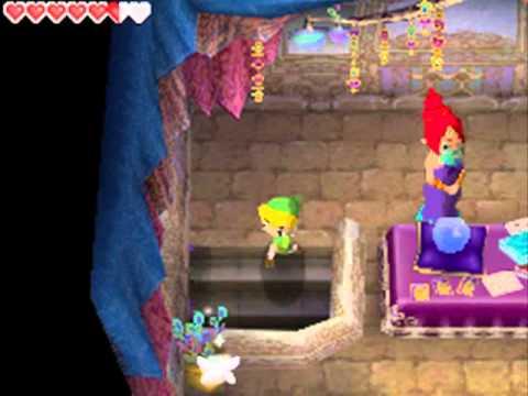 Let's Play The Legend of Zelda: Phantom Hourglass Part 12: Loud Noises