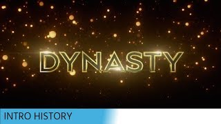 The CW Dynasty Intro History (2017-Present)