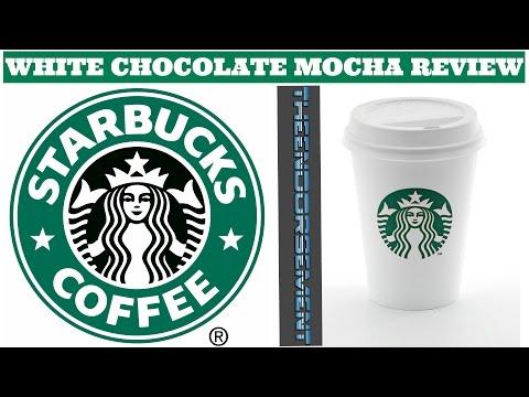 STARBUCKS WHITE CHOCOLATE MOCHA REVIEW # 261