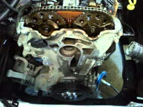 Vauxhall Corsa 2004 1.2 Z12XEP Timing Chain Fail