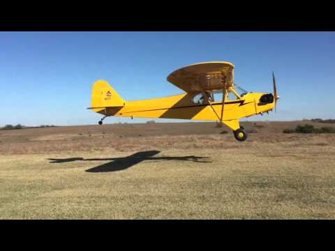 J3 Piper Cub Low and Slow