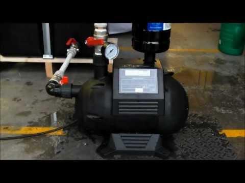PUK - Silent Boost - Quiet home water booster pump