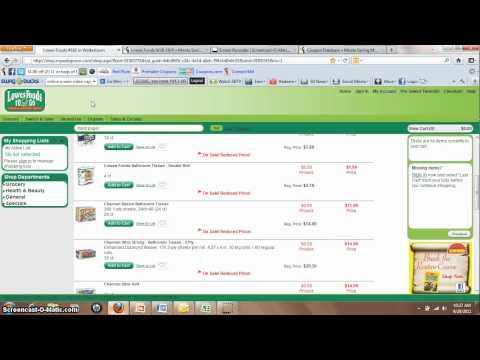 MSM Coupon Tool tutorial
