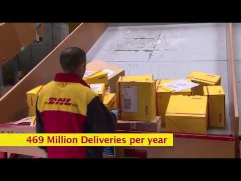Ship with DHL Ireland