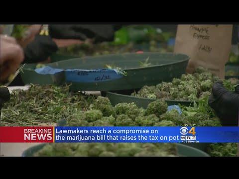 Lawmakers Reach Deal Over State Marijuana Bill
