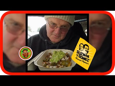 Guzman y Gomez Nacho Fries Review