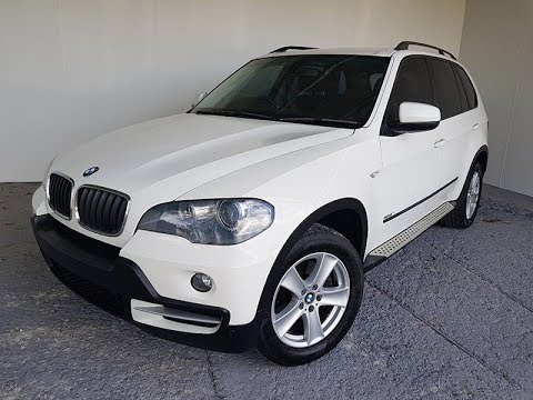 Automatic 4×4 Turbo Diesel BMW X5 E70 2008  Review For Sale