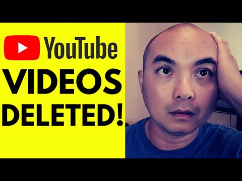 How To Restore Deleted YouTube Videos in 2018 (How to Fix Fast!) #Geekoutdoors.com EP555