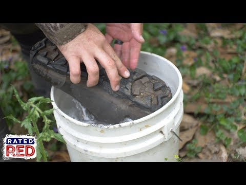 How to Keep Your Boots from Stinking