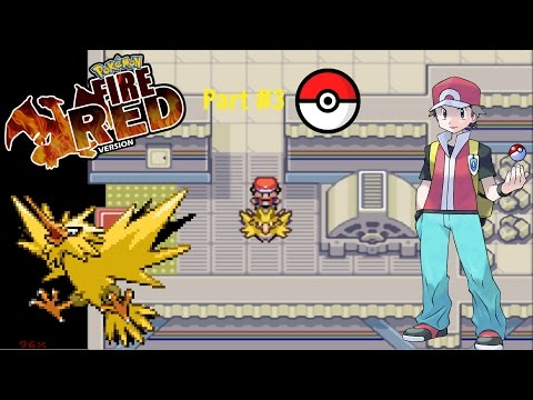 How To Get Zapdos In Pokemon Fire Red