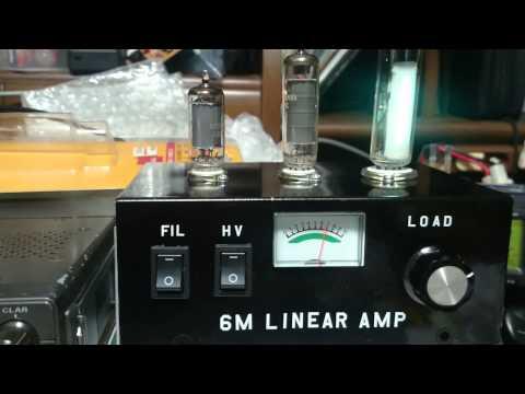 6 m QRP Linear Amplifier