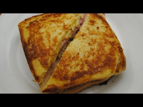 HAWAIIAN PIZZA TOASTIE - Student Recipe