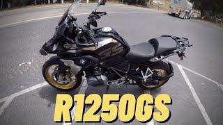 Best Motorcycle Ever Made? 2020 BMW R1250 GS