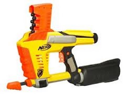 NERF Magstrike Review